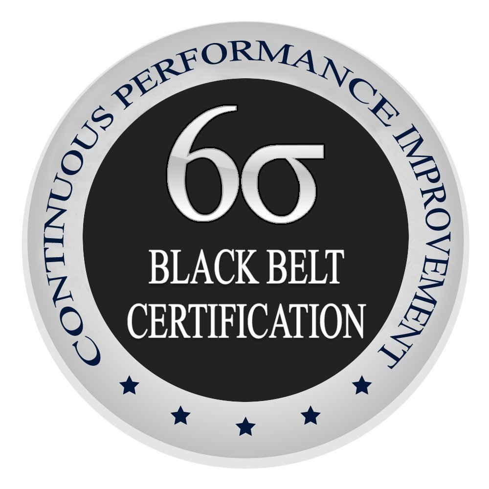 Amazon Learn Lean Six Sigma Black Belt The Easy Way Now