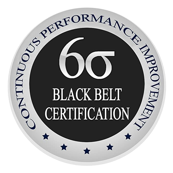 Learn Lean Six Sigma Black Belt The Easy Way Now Certification