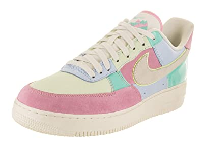 hot sale online a90ae 110c0 Nike Air Force 1  07 QS (Spring Patchwork)