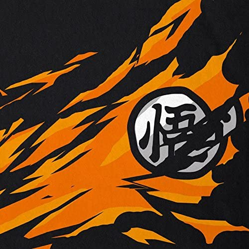 style3 Songoku Pecho Camiseta de Tirantes para Hombre Tank Top Dragon z Super Saiyan Turtle Ball