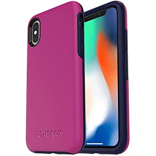 OtterBox Symmetry Series Case for iPhone Xs & iPhone X - Non-Retail Packaging - Mix Berry JAM
