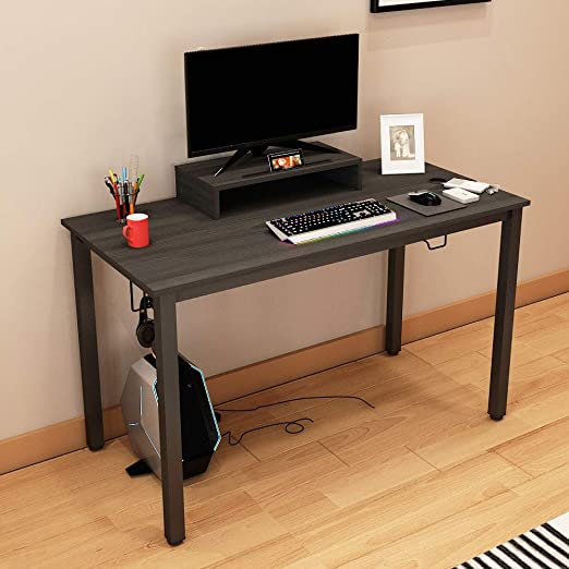sogesfurniture Mesa de Juegos para computadora, 120x60 cm ...