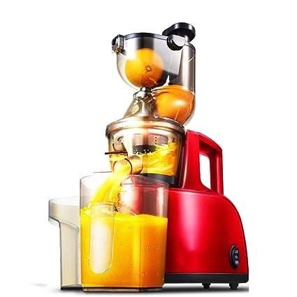 LJHA Exprimidor de baja velocidad automático de alta calidad para el hogar Exprimidor de frutas y