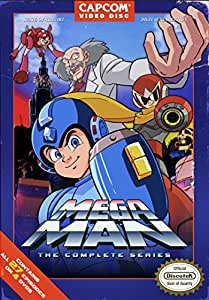 Mega Man Complete TV Series [USA] [DVD]: Amazon.es: Ted