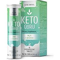 Keto Guru Dietary Supplement 10 tablets