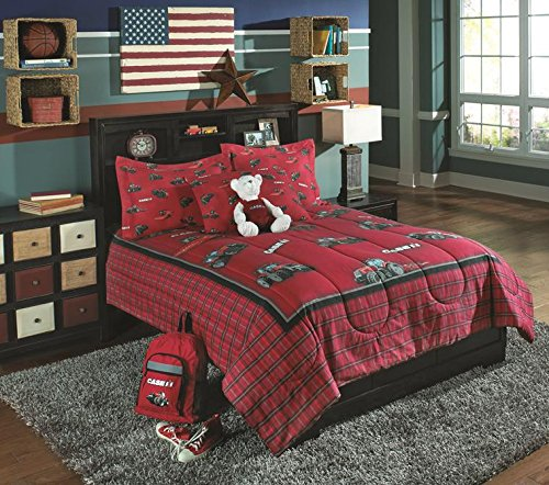 Birchwood Case IH Twin Size Comforter Set