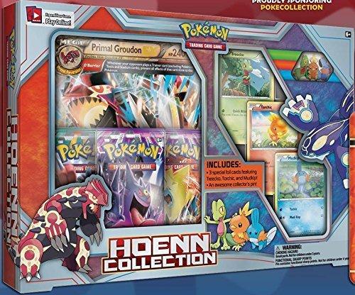Pokemon Hoenn Collection Primal Groudon product image
