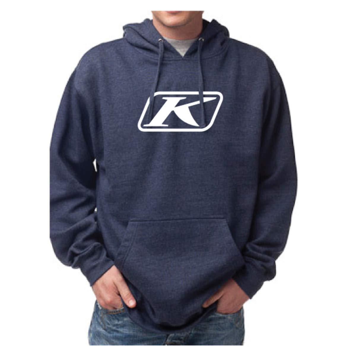 KLIM Icon Pullover Hoodie (X-Large - Cobalt Blue) 3731-000 : 3731-000-150-210