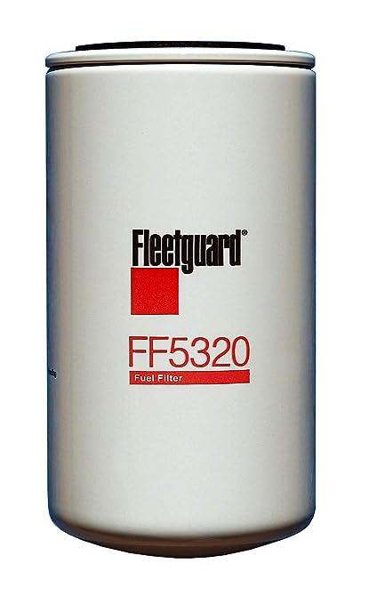 amazon com fleetguard ff5320 fuel, spin on filter automotive Glass Bowl Fuel Filter fleetguard ff5320 fuel, spin on filter