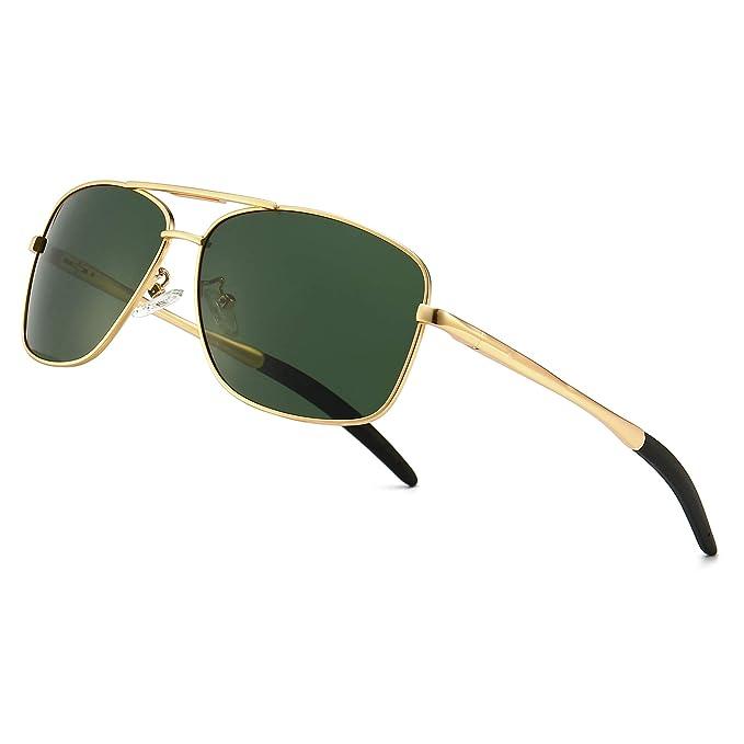 Amazon.com: SUNGAIT - Gafas de sol polarizadas para hombre ...