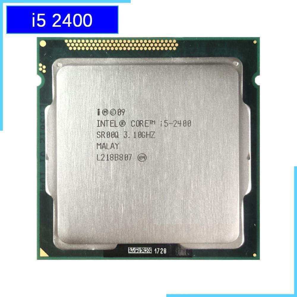 Intel Core I5-2400 I5 2400 3.1 GHz Quad-Core CPU Processor 6M 95W LGA 1155