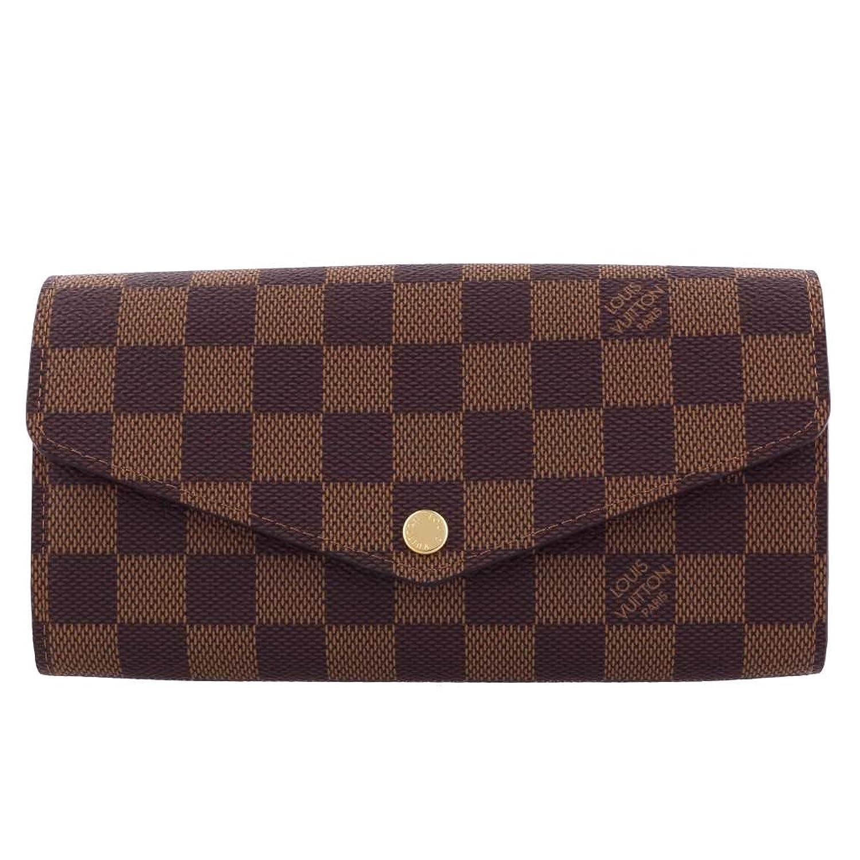 ルイヴィトン 財布 レディース ポルトフォイユサラ N60114 [並行輸入品] B07DPPX1LQ