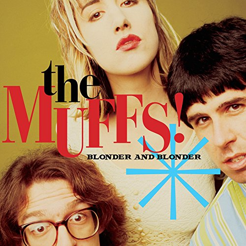 The Muffs - Blonder And Blonder (Opaque Light Blue Colored Vinyl)
