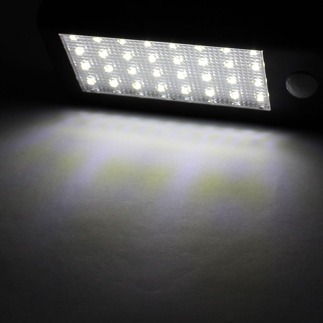eDealMax solares Luces Super Brillante LED de iluminación 20 Movimiento Para exteriores la seguridad del Sensor de la calzada: Amazon.com: Industrial & ...