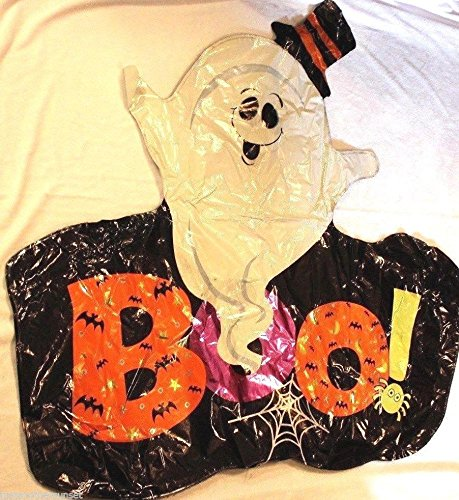 Halloween Jumbo Ghost Boo Balloon 37