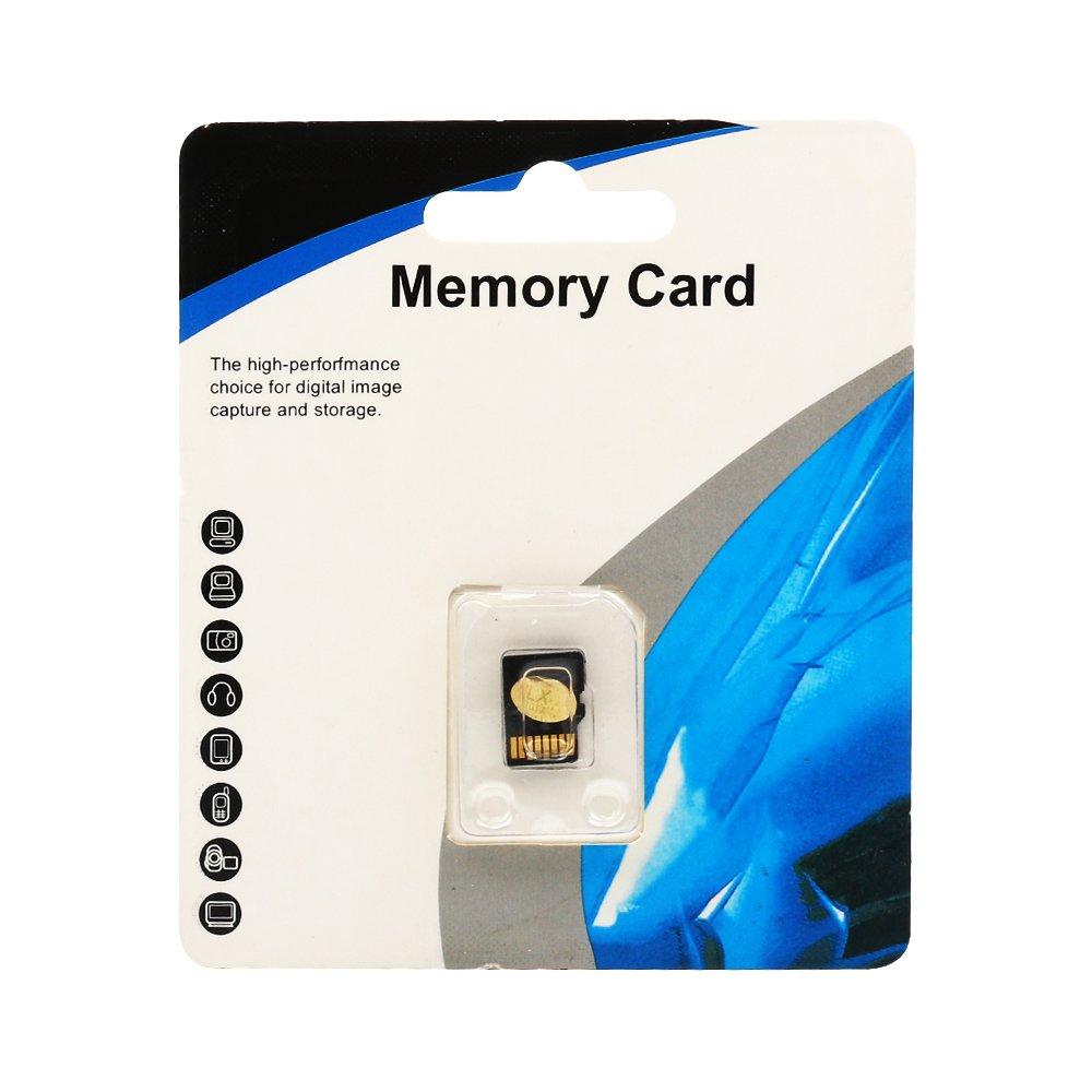 Vemont Tarjeta MicroSD 8G 16G 32G 64G Flash tarjeta de memoria Clase 10 Micro SD TF tarjeta para C/ámara deportiva M/óvil Smatphone Tableta 16G