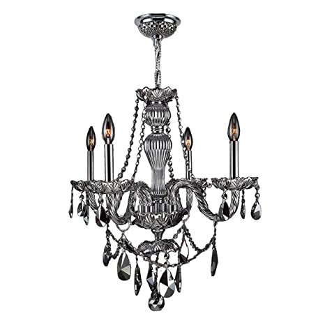 Italian chandelier illustration