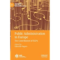 Public Administration in Europe: The Contribution of Egpa