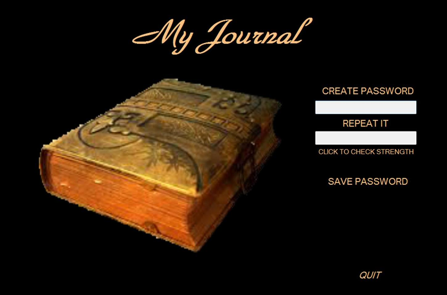 My Journal [Download]