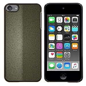 "For Apple iPod Touch 6 6th Touch6 , S-type Simple patrón de 26"" - Arte & diseño plástico duro Fundas Cover Cubre Hard Case Cover"