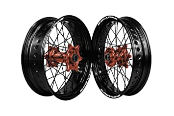 SM Pro Platinum smp172.047.09.71.72.01.01.51 Super Moto Rueda Set