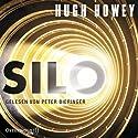 Silo (Silo 1) Hörbuch von Hugh Howey Gesprochen von: Peter Bieringer