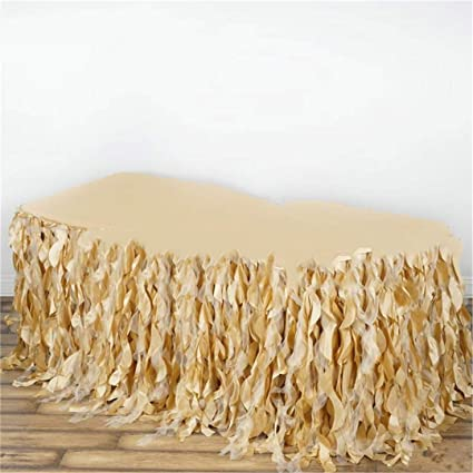 Amazon Com Wholesale Price Wicker Taffeta Table Skirt Table Cloth