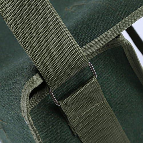 OUNONA Bolsa Portaherramientas Bolsa de herramientas del electricista con correa para el hombro