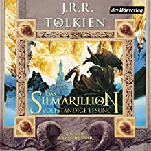 Das Silmarillion Audiobook by J.R.R. Tolkien Narrated by Achim Höppner