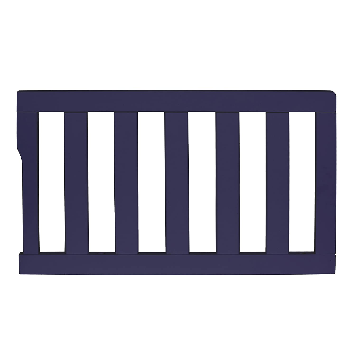 Dream On Me Universal Convertible Crib Toddler Guard Rail, Navy