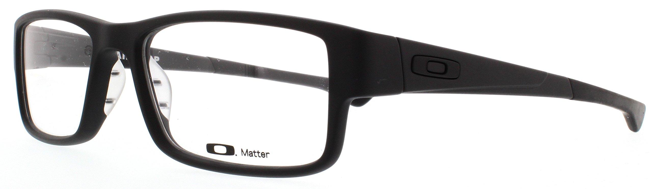Oakley Men's Eyewear Frames OX8046 57mm Black 0157