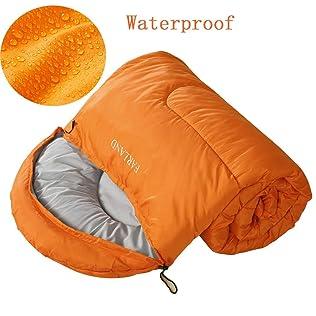 FARLAND Camping Envelope Sleeping Bag