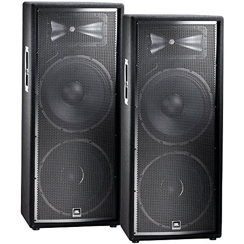JBL JRX225 Dual 15 in Passive DJ PA Speaker Pair Jbl Dj Equipment