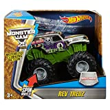 WWE Monster Jam Rev Tredz Vehicle