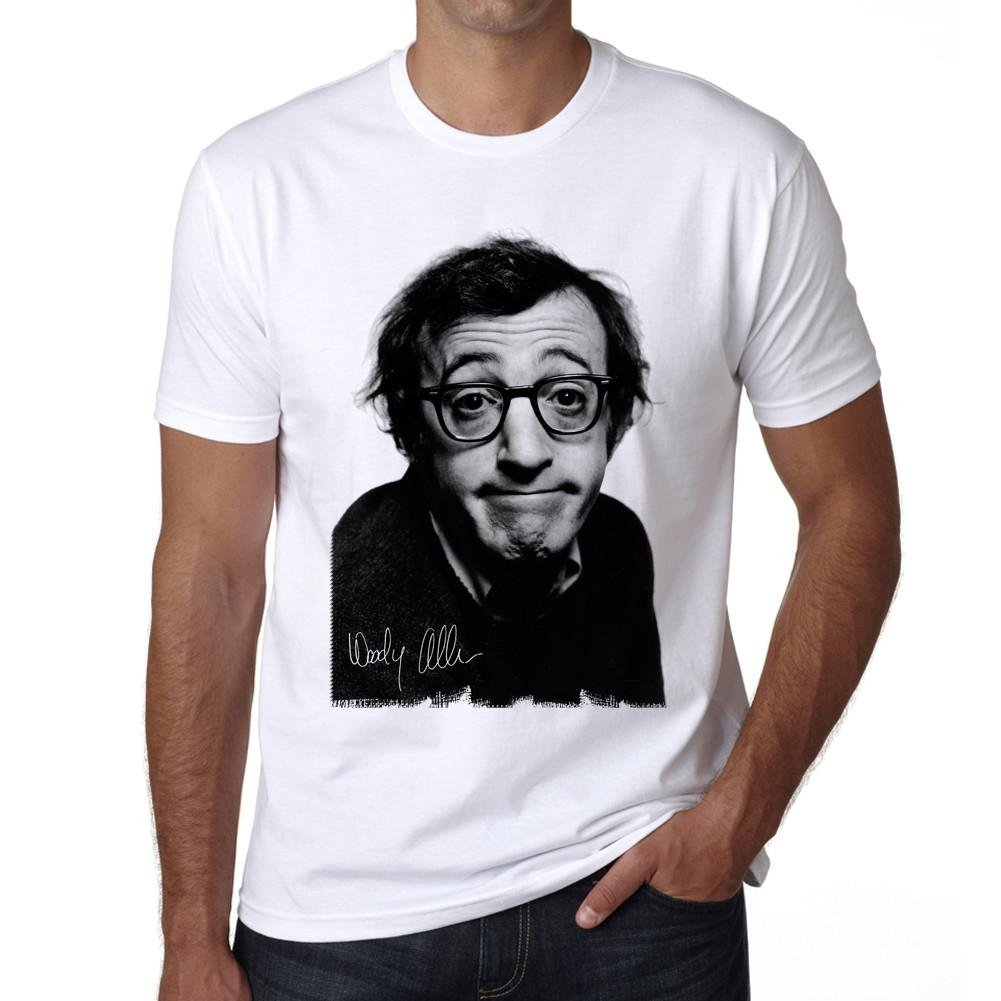 Woody Allen T Shirt Celebrity Star One In The City 5227