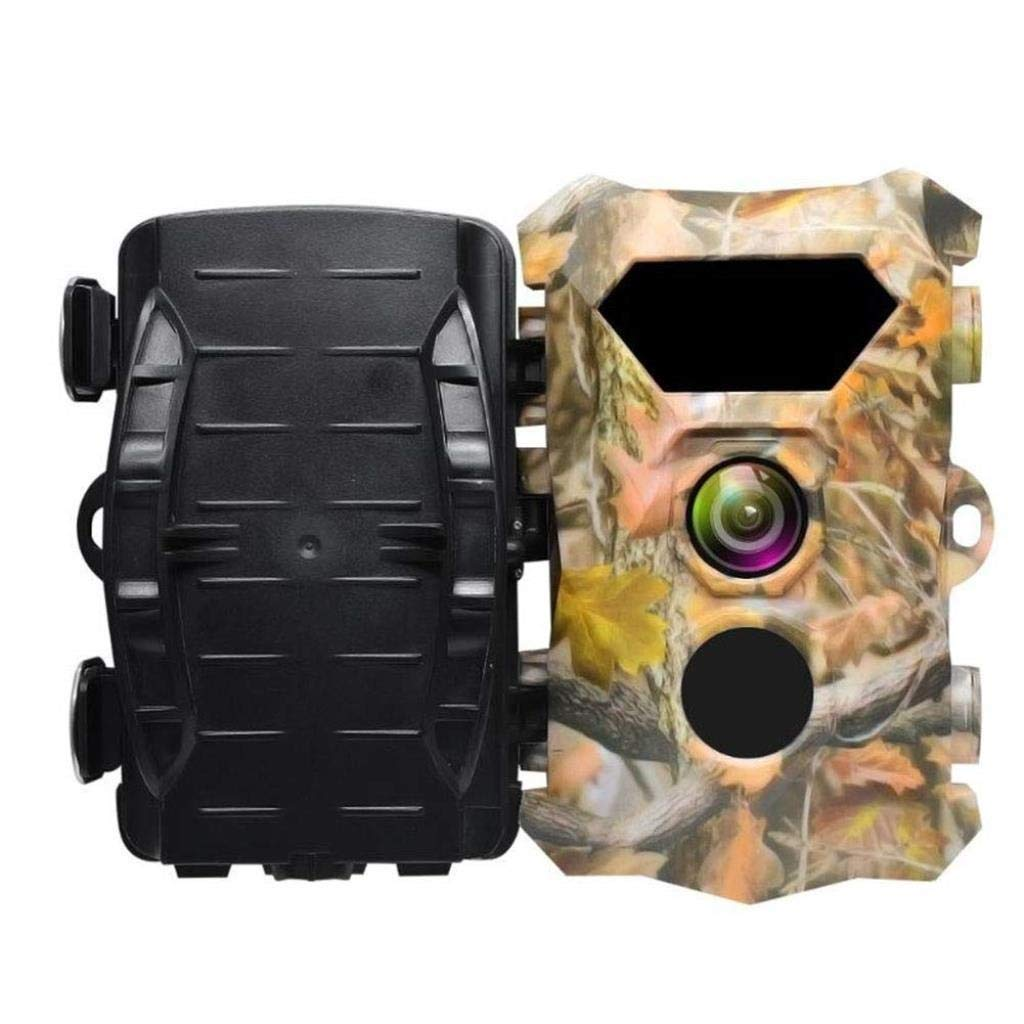HCATNcame Wildlife Trail Camera HD 1080P 12MP Game Camera Remote Monitoring Night Vision Ultra Long Standby Motion Detection 2.4''LCD with Night Vision up to 65ft/20m