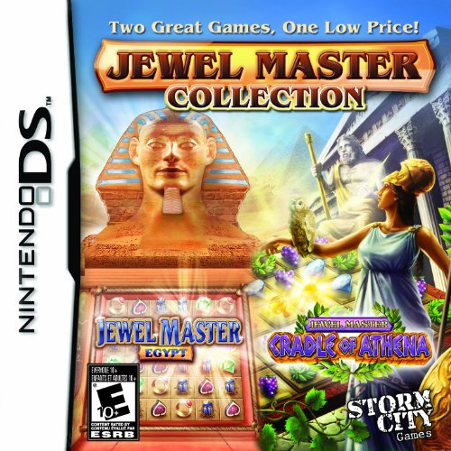 Athena Pack - Cradle of Athena / Jewel Master Egypt Double Pack - Nintendo DS