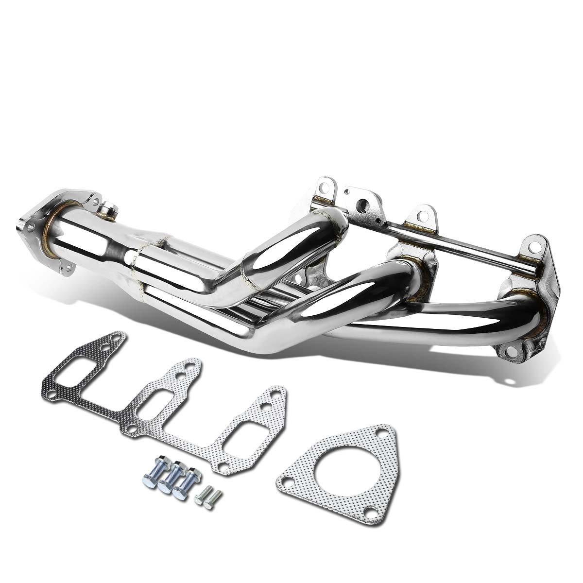 Stainless Steel Header Manifold Exhaust Fits Mazda RX-8 04-11 SSH-MRX803