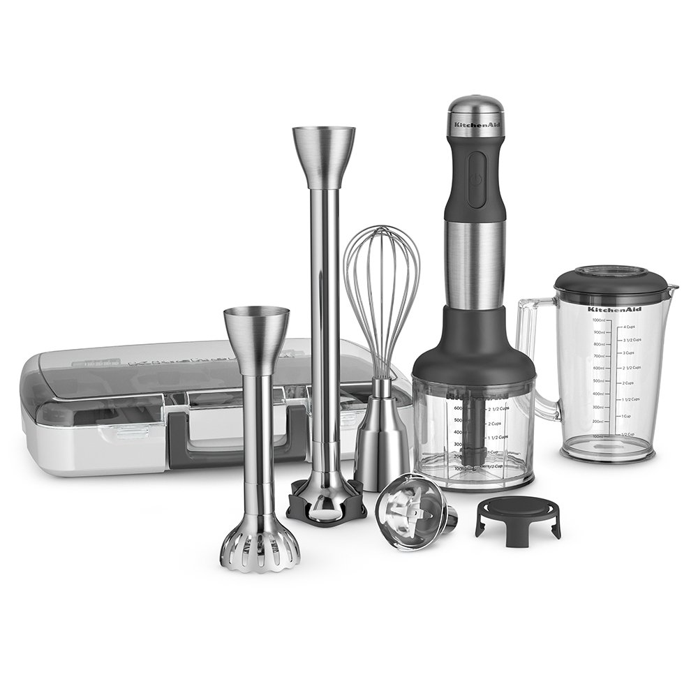 KitchenAid KHB2571SX Hand Blender Black Friday Deal