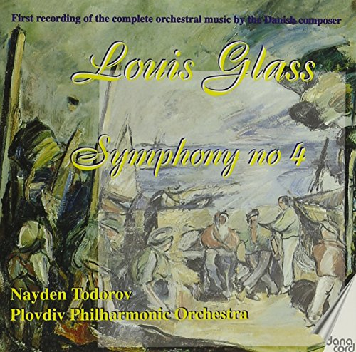 Glass: Symphony No. 4 - Louis Glasses With