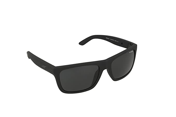 Arnette 0AN4176 447/87 58, Gafas de Sol Unisex-Adulto, Negro difuminado