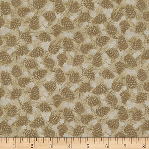 pine cone fabric - 7