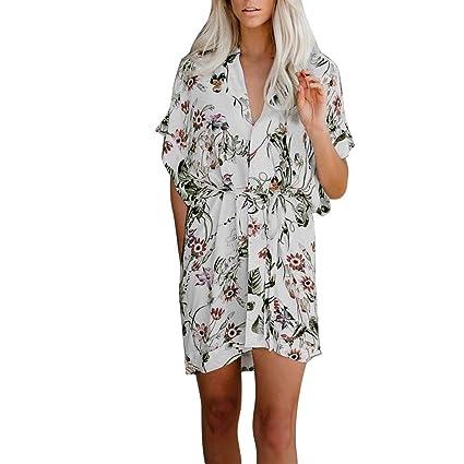 Vestidos Largos Verano Mujer,Wave166 vestidos largos verano mujer ...