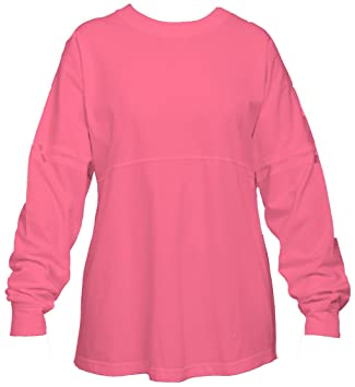 Amazon.com: Coral Pink Pom Pom Pullover Shirt for Women, Extra ...