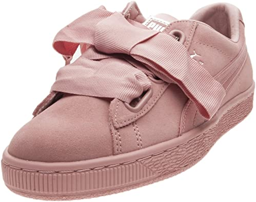 Puma Scarpe Suede Heart EN Point CODICE 366922 02: Amazon.it
