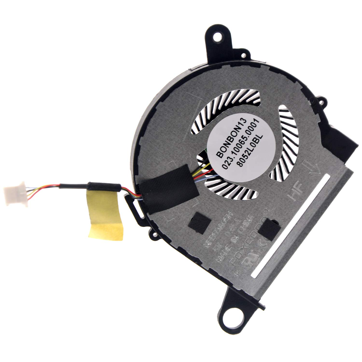 Deal4GO Replacement CPU Cooling Fan for HP Pavilion X360 13-U M3-U CPU Fan BONBON13 855966-001