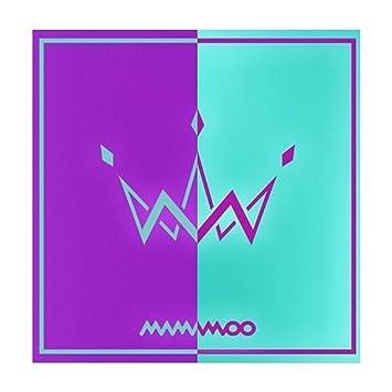 Amazon com : K-Pop Album Gift Set (MAMAMOO 5th Mini Album