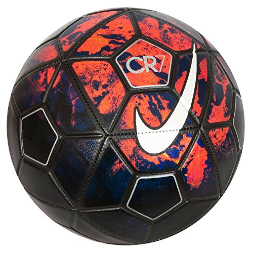 b0152b747 Nike CR7 Prestige Soccer Ball (Black, Lava) Sz. 5 - Buy Online in Lebanon.  | Sporting Goods products in Lebanon - See Prices, Reviews and Free  Delivery.