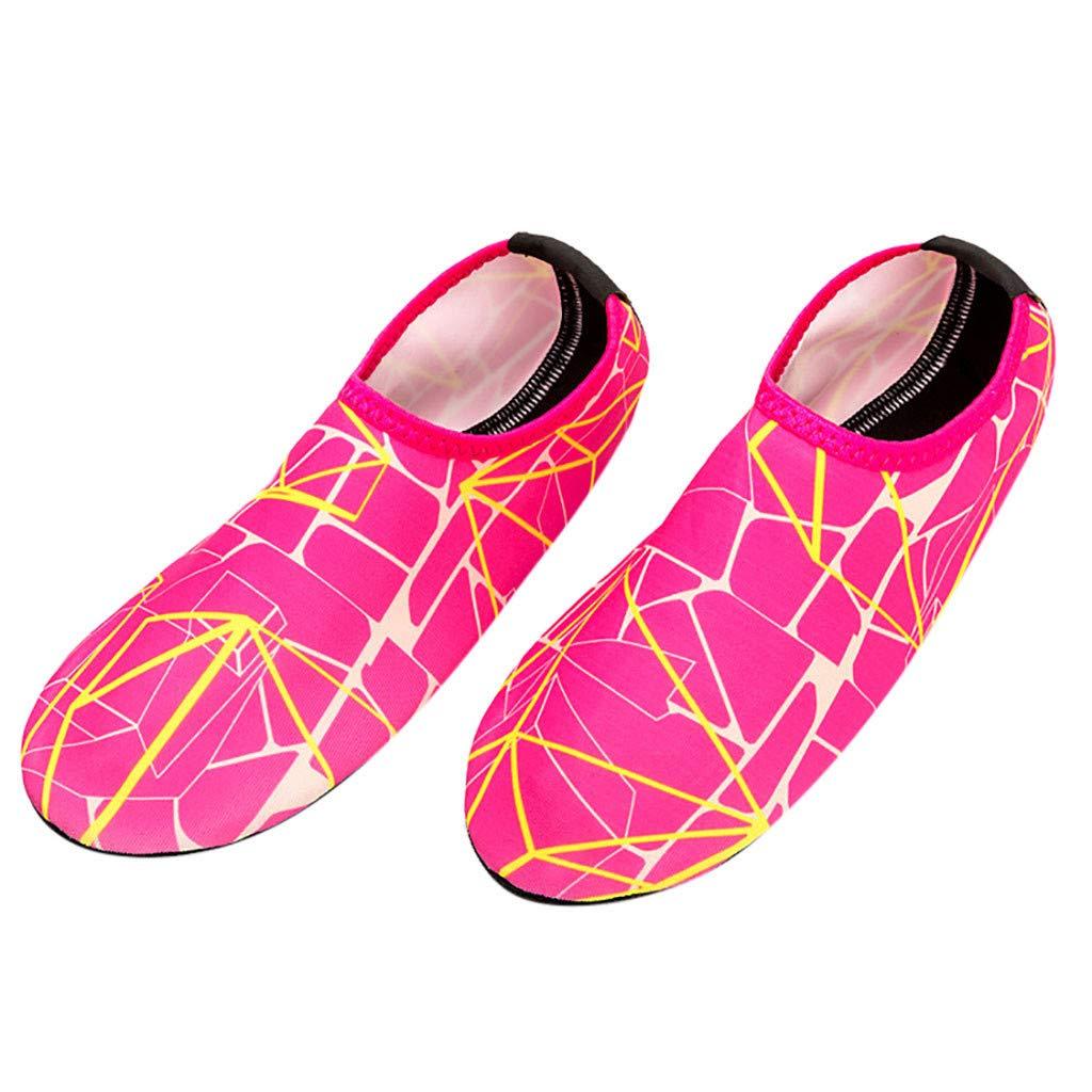 Barefoot Water Skin Shoes Aqua Neoprene Socks for Beach Pool Swim Surf Yoga Snorkeling