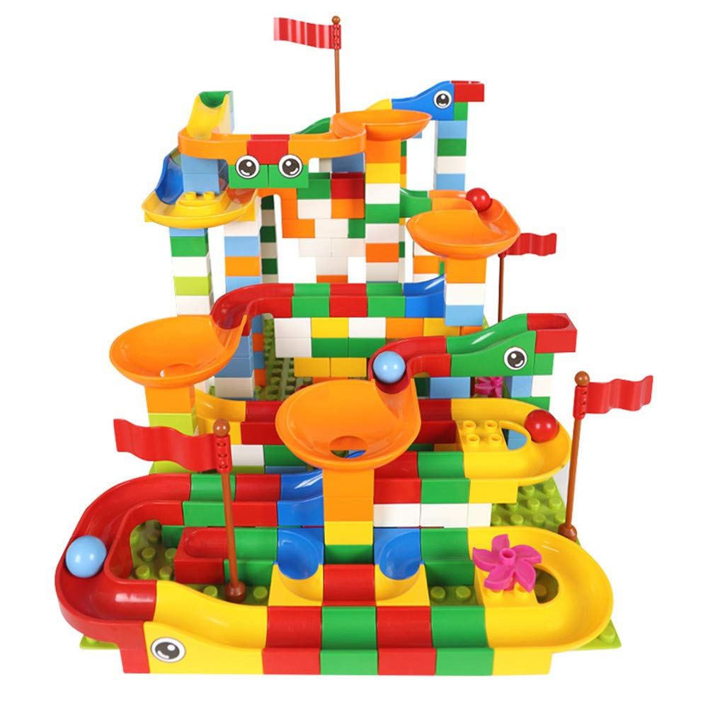 Juguetes infantiles para que los niños desarrollen Bloques de construcción de juguetes de plástico Juego divertido Juguete educativo para niñas Niños Niños Cumpleaños infantil, regalos del día del ni&
